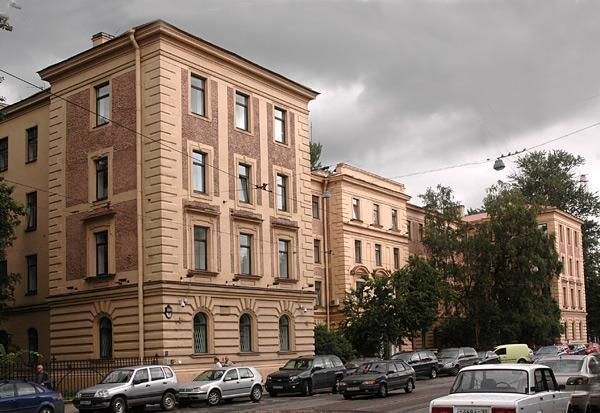Первый медицинский институт им. И. П ...