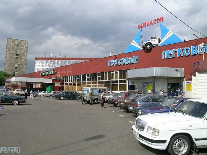Торговый центр «Перовский» - Москва Залом Руки