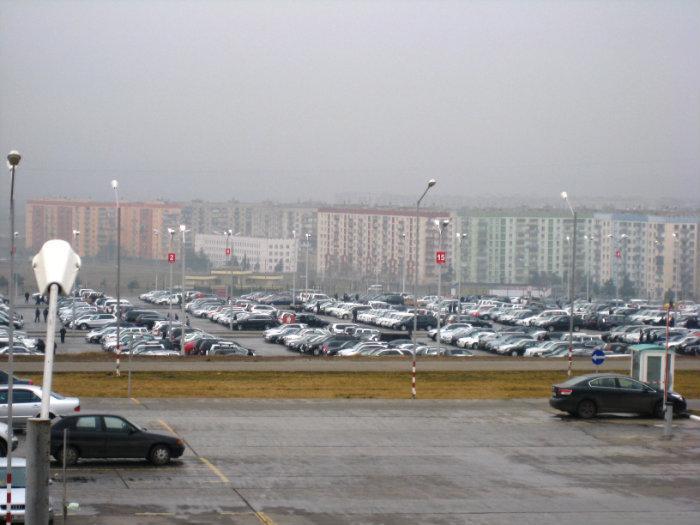 Tegeta Motors Tbilisi Georgia: Car Market