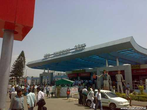 76 Station Near Me >> Chandigarh Railway Station - Chandigarh