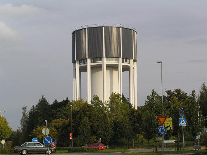 Водонапорная башня в лаппеенранте