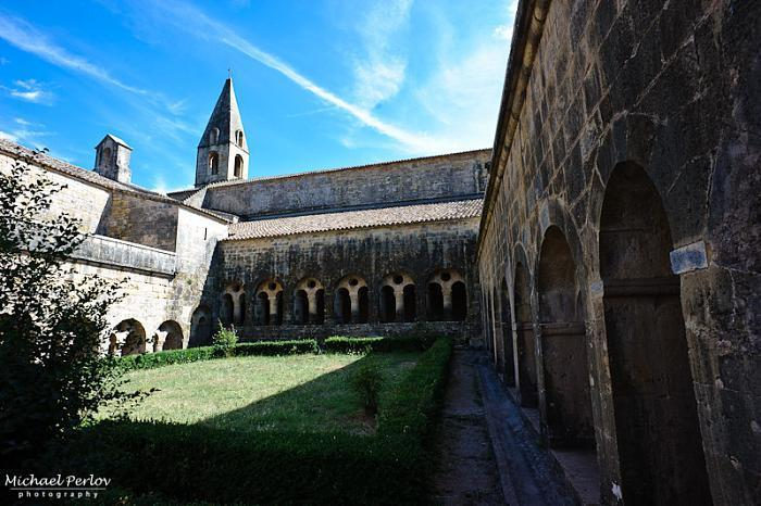 Le Thoronet France  city pictures gallery : Le Thoronet Abbey