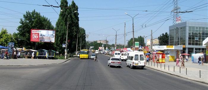 """Рынок """"Колос"""" (Николаев)"""