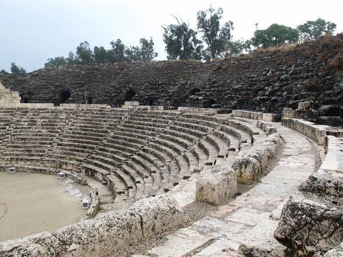 В Турции археологами обнаружены руины древнеримского амфитеатра