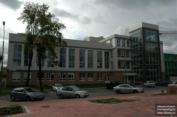 Языковая гимназия № 2 екатеринбург