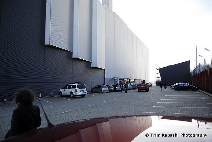 Minimax Shopping Center Pristina