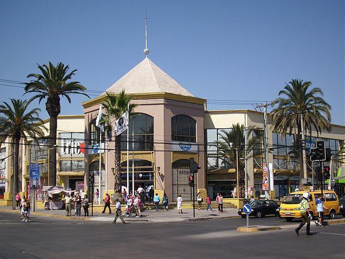 Espacio urbano plaza maip santiago de chile for Viveros en santiago maipu
