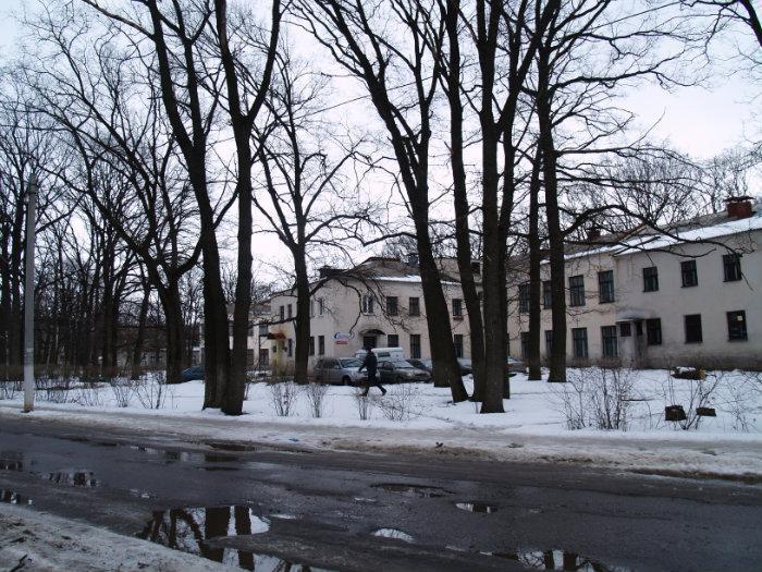 Городская клиническая больница на социалистической