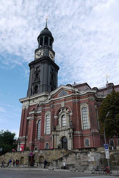 Hamburg St Michaelis Kirche