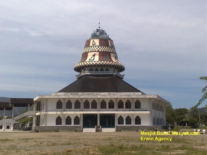 Masjid Baitul Musyahadah Banda Aceh
