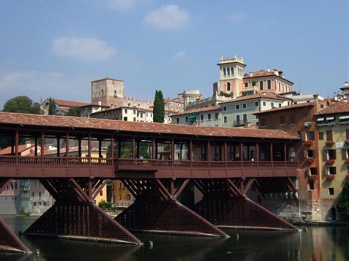 Alpini bridge bassano del grappa - Mobilifici bassano del grappa ...