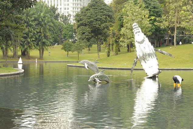 Lake Symphony Kuala Lumpur