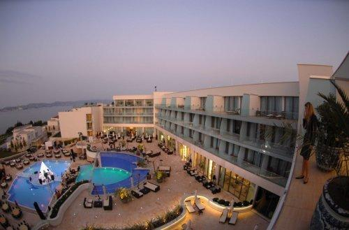 Kempinski Golf Hotel Adriatic In Istrien Kroatien Crveni Vrh