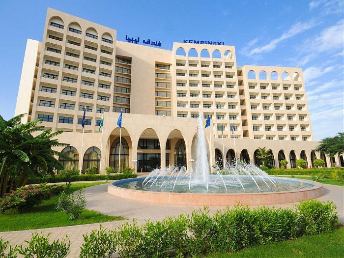 Kempinski Hotel N Djamena N Djamena
