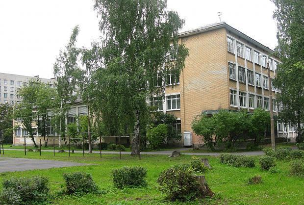один из лучших лицеев - Государственное бюджетное общеобразовательное учреждение Калининского района СПБ