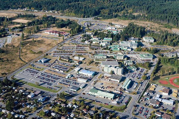 Vancouver Island University Nanaimo Campus - Nanaimo, British Columbia