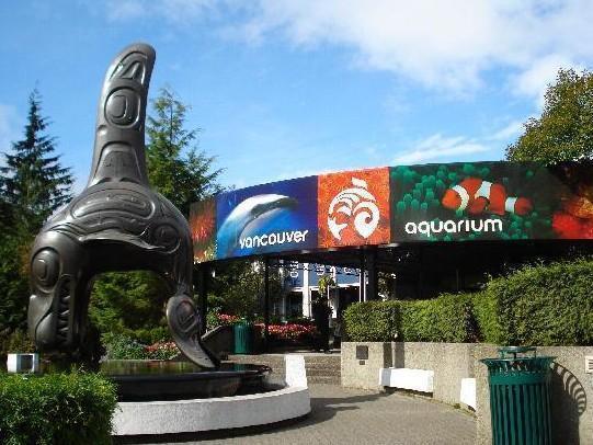 how to get to vancouver aquarium