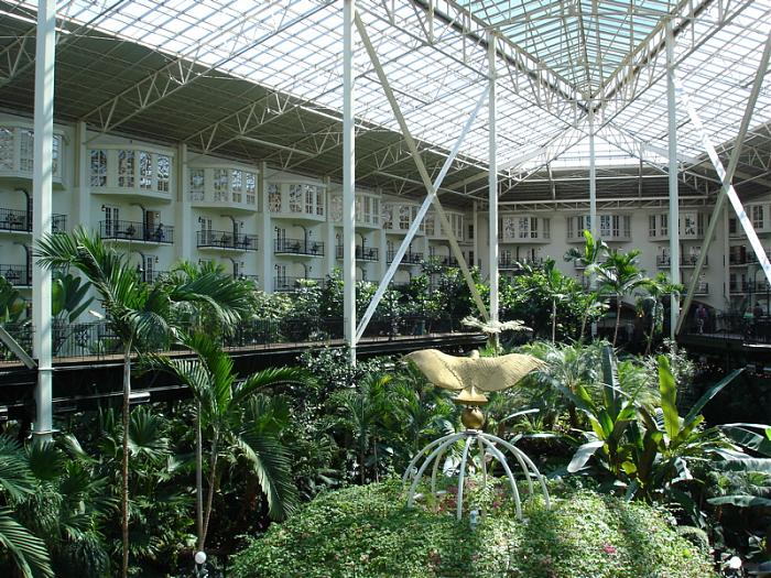 Gaylord Opryland Resort Convention Center Nashville Tennessee