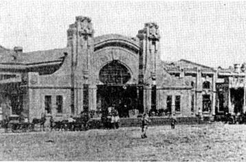 ハルビン駅 - ハルビン市