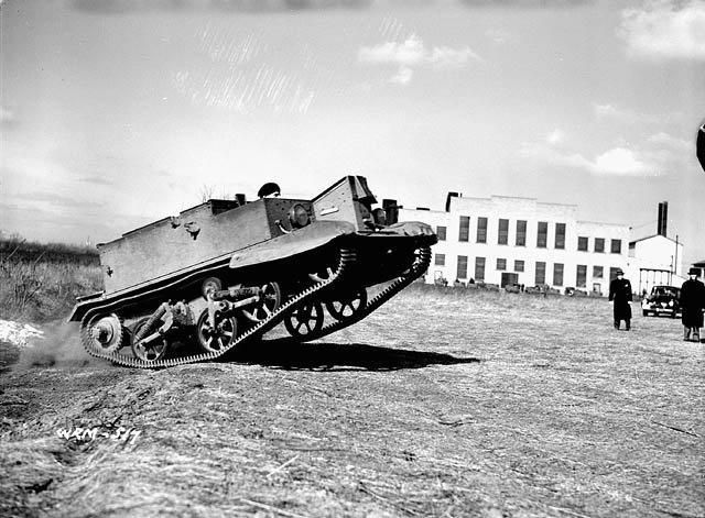 During World War 2