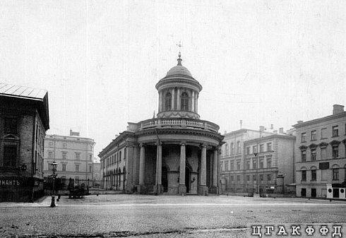 Церковь лютеранство строение 18го