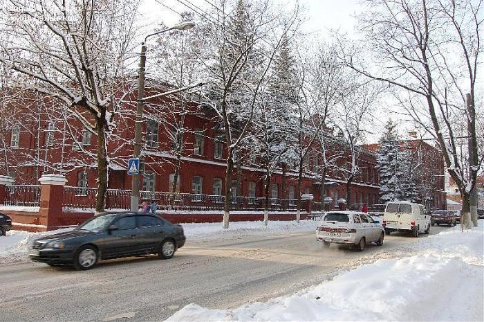 Адрес детской больницы в г. архангельск