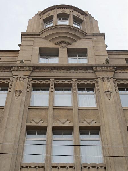 Moreno hotel buenos aires art dec patrimonio for Art deco hotel buenos aires