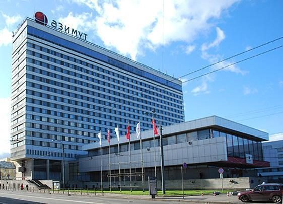 фото азимут отель санкт-петербург