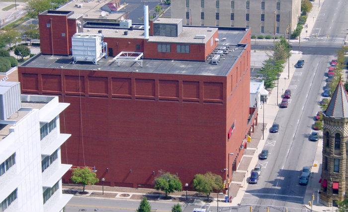 Frontier Fort Wayne >> Frontier Building Fort Wayne Indiana