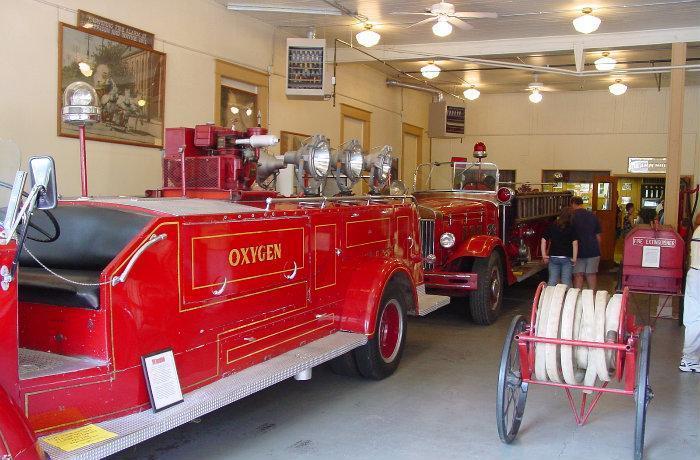 Fort wayne firefighters museum