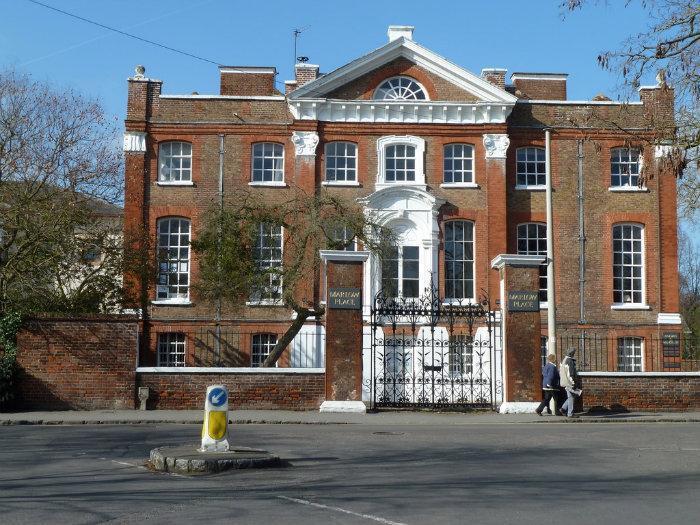 Marlow Place Marlow Buckinghamshire