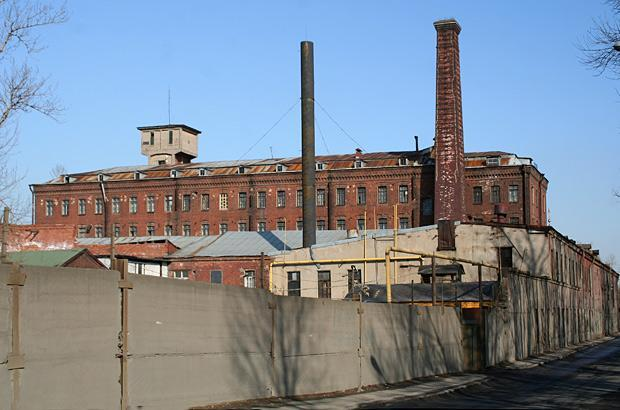большая фабрика фото