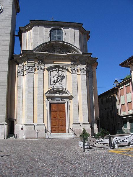 Vaprio Dadda Italy  city photos : Chiesa di San Giovanni Evangelista Canonica d'Adda