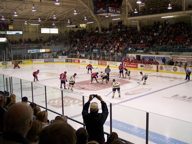 Windsor Arena Aka The Barn Windsor Ontario
