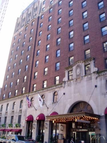 Millennium Knickerbocker Hotel Chicago Illinois