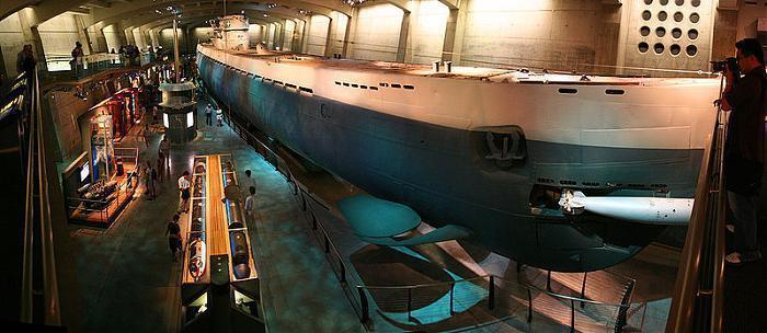 последняя подводная лодка фильм википедия