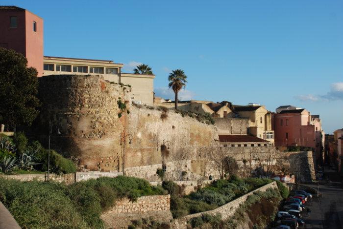 cagliari bastione di santa croce italy - photo#43