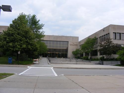 Cook County Rolling Meadows Courthouse