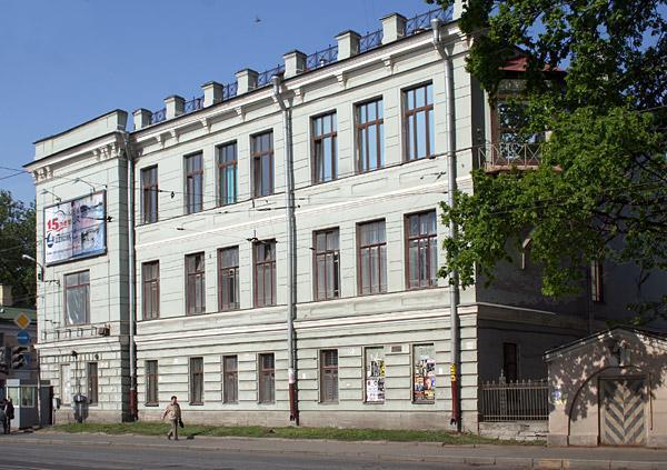 Поликлиника педиатрической академии