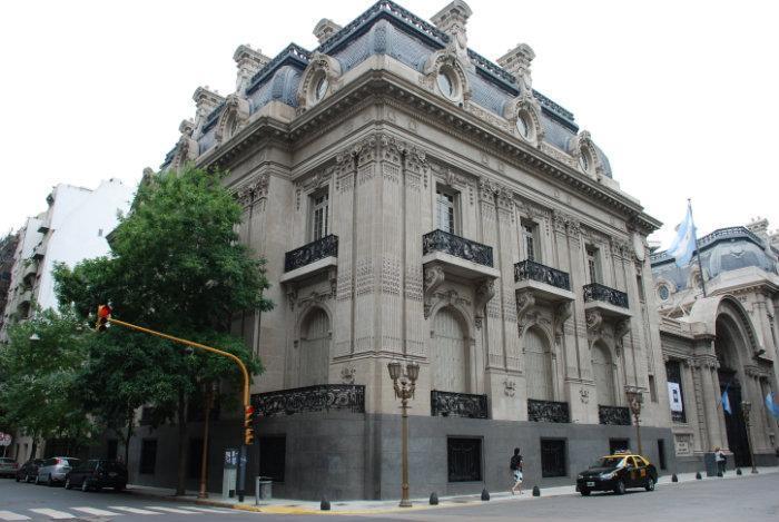 Palacio San Mart N Ex Palacio Anchorena Ministerio De Relaciones Exteriores Y Culto Buenos