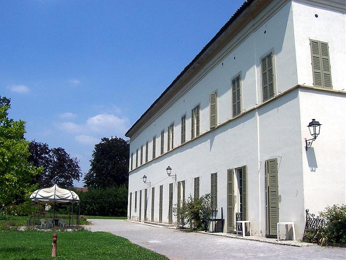 Villa dacc for Villa puricelli