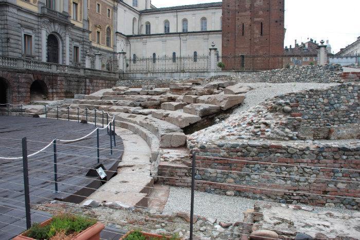 Театр античный римская империя