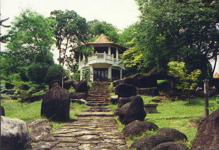 Tempat Wisata Terbaik di kota Palembang Taman Purbakala Kerajaan Sriwijaya