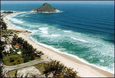Barra Da Tijuca Stadtteil Von Rio De Janeiro Rio De Janeiro