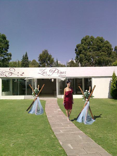Salon jardin los pinos cholula zona metropolitana de for Jardin infantil los pinos