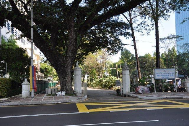 Jalan Ampang Muslim Cemetery