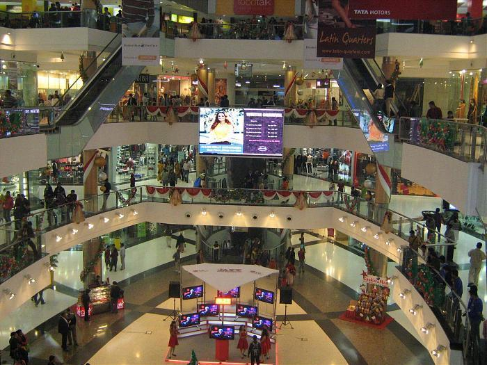 South city mall kolkata for Salon decor international kolkata west bengal