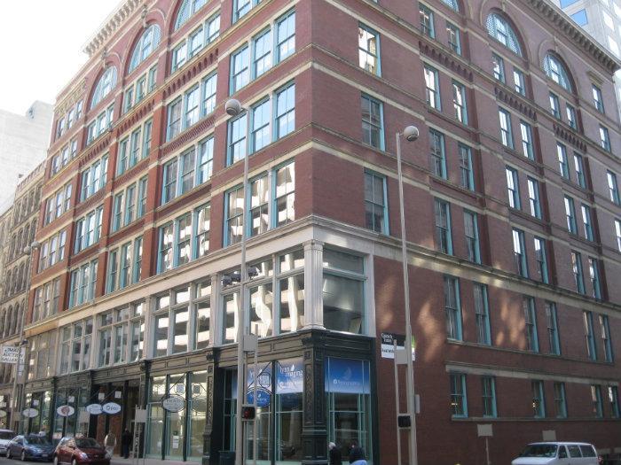 Fourth And Plum Apartments Cincinnati Ohio