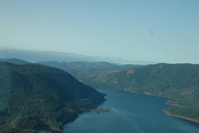 Sooke Lake Reservoir