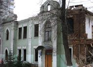 Российские оккупанты начали снос исторического здания в охранной зоне Ханского дворца в Бахчисарае - Цензор.НЕТ 3434